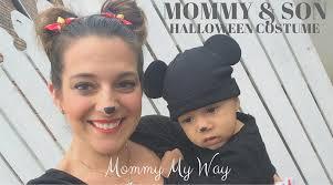 Minnie Mickey Halloween Costumes Mommy Halloween Costume Mickey U0026 Minnie