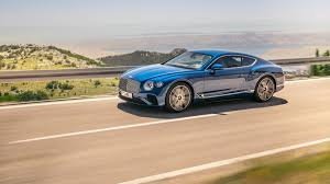 bentley bentley the new bentley continental gt packs up to date tech under a