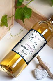 labels for wedding favors custom wine bottle labels personalized wedding favors waterproof