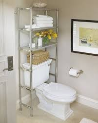 Bathroom Toilet Shelf by Bathroom Storage Over Toilet Glass U2013 Home Improvement 2017 Ideas