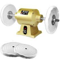 Bench Buffing Machine Grinder U0026 Polisher U0026 Buffer U2013 Build Master Tools
