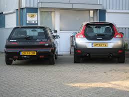 volvo tr old vs new 480 vs c30 volvo