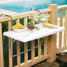 balcony railing table gallery home railing inspirations