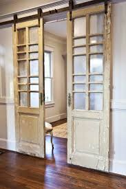 Sliding Barn Door For Home by Best 25 Double Sliding Barn Doors Ideas On Pinterest Barn House