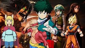 imagenes juegos anime juegos basados en anime confirmado para 2018 el primer mando