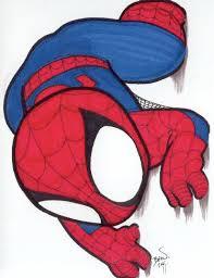 chibi spiderman by gwenstaceyalltheway1 deviantart com on