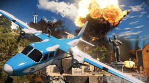 exclusive just cause 3 screens and info features www
