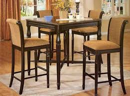tall chairs for kitchen table tall kitchen table and chairs kitchen counter height dining chairs