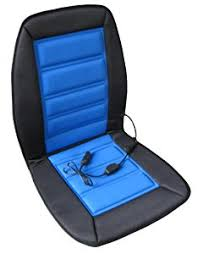 amazon com abn heated car seat cushion u2013 12 volt adjustable