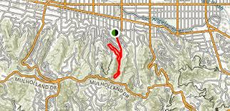 studio city map dixie park california alltrails com