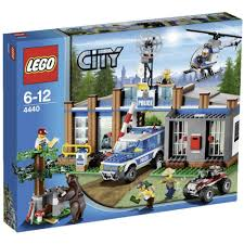 lego city jeep lego city 4440 forest police station from conrad electronic uk