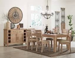 colmar 5411rf 82 dining table by homelegance w options