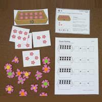 preschool flowers activities crafts and printables kidssoup