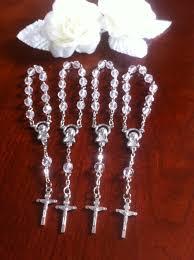communion favors wholesale 30 pcs communion favors mini rosary baptism favors