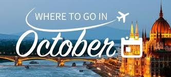 where to go on in october