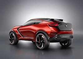 crossover nissan nissan mazda show off crossover concepts in frankfurt auto shows