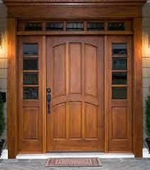 Exterior Wooden Door Choosing The Doors For Your Home