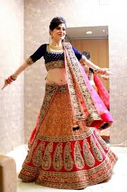 lengha choli for engagement bridal lehenga shopping in chandni chowk urvashi recounts