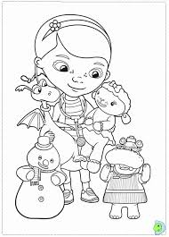 image coloring disney junior free color pages kids