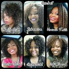 different images of freetress hair different freetress curl patterns for crochet braids hairstyles