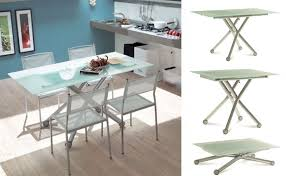 desk dining table convertible captivating coffee table converts to dining table 10 smart and