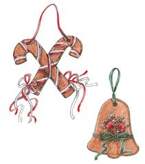 ornaments fragrant craft cinnamon recipe the