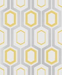 coloroll mortimer yellow wallpaper inspired wallpaper