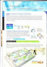 mitsubishi electric ac remote mitsubishi electric starmex 2 tick brochure jex aircon