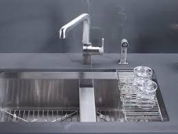 Moen Undermount Kitchen Sinks - kitchen magnificent kohler stainless kitchen sink kohler bar