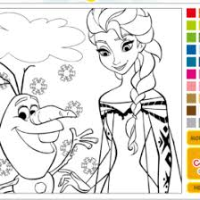 disney painting games give the best coloring pages gif page