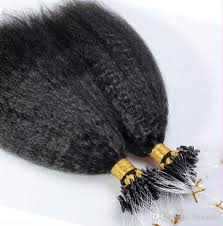 hair beading seamless malaysian micro rings hair extensions 100 strands