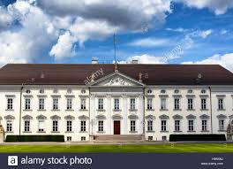 Neoclassical Home View Of Bellevue Palace In Berlin Neoclassical White Palatial