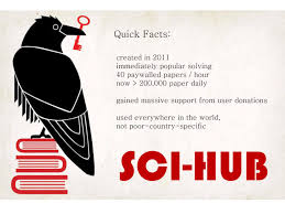Sci Hub Why Science Is Better With Communism The Of Sci Hub