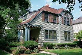 homes with porches ford homes of dearborn michigan house restoration products