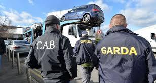 bureau cars gardaí believe chose cars as payment