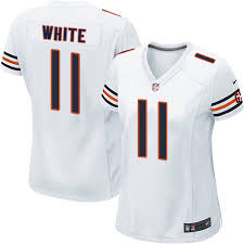 nfl lights out black jersey kevin white men s elite lights out black jersey nike nfl chicago