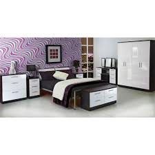 Ready Assembled White Bedroom Furniture Gloss Bedroom Furniture Ready Assembled