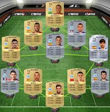 How To Make Your Own Ultimate Team Card - fifa 17 suarez squad builder challenge completed cheap fifa 17