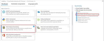 installation instructions for azure stream analytics tools for