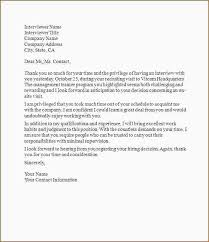 6 thank you letters for interviews ganttchart template