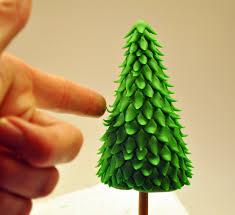judy u0027s cakes christmas tree tutorial 2