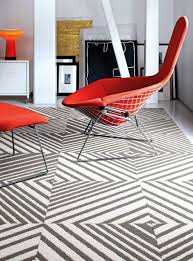 Carpet Tiles For Living Room by Flooring Elegant Living Room Design With Mid Century Armchairs