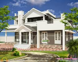 2585 square feet 4 bedroom home kerala design and floor plans
