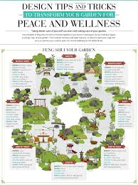 infographic how to feng shui your garden feng shui infographic