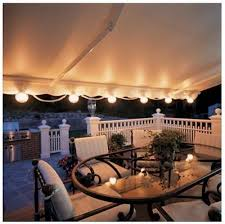 Sunsetter Patio Awning Lights Sunsetter Porch Patio Cing Outdoor Awning Lights String