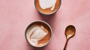 Salep Pink these espresso free lattes will make you on your morning