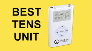 best tens unit 2017 best home tens unit for home use youtube