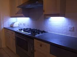 Led Kitchen Ceiling Lights Kitchen Double Fluorescent Led Under Kitchen Cabinet Lighting