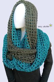 crochet wrap coraline in minden cozy oversized free cowl wrap pattern simply