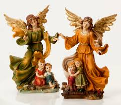 Home Interior Angel Figurines Statuary